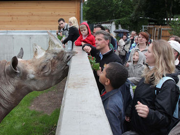 Tierisch nah © Zoo Magdeburg (Viktoria Kühne)