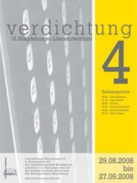 18. Magdeburger Literaturwochen