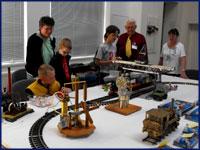 Kinderangebote im Technikmuseum ©