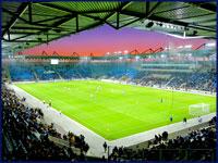 Interner Link: MDCC Arema / Stadion Magdeburg