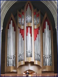 Schuke-Orgel im Magdeburger Dom ©