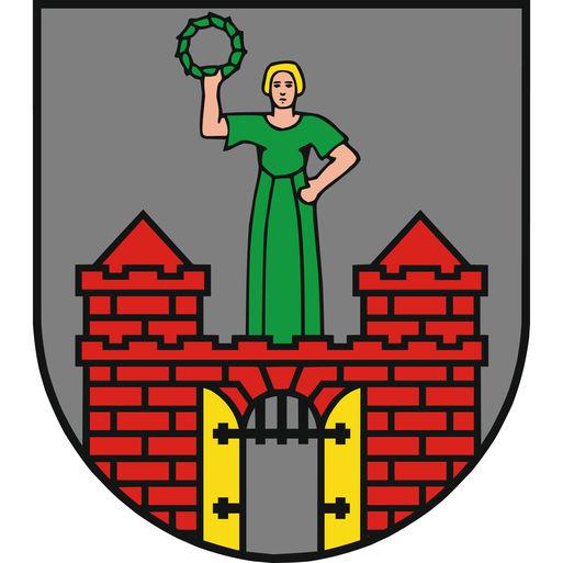 offizielles Wappen der Landeshauptstadt Magdeburg