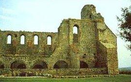 Walbeck Kirchenruine