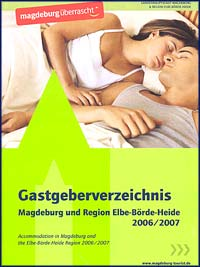 Neuerscheinung Gastgeberverzeichnis 2006 / 2007