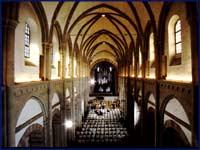 """Konzerthalle """"Georg Philipp Telemann""""; ©W Klapper"""