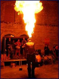 Kultur- und Erlebnisfestival Festung Mark ©