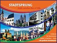 Stadtsprung Postkarte; ©stadtsprung