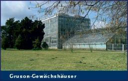 Gruson-Gewächshäuser, ©MMKT