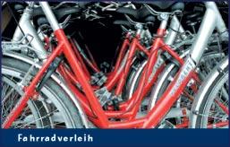 Fahrradverleih, ©MMKT
