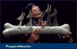 Puppentheater,©Puppentheater