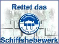 Logo Rettet das Schiffshebewerk
