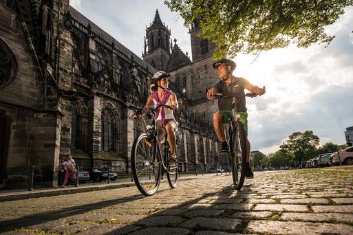 Fahrrad-Architektour