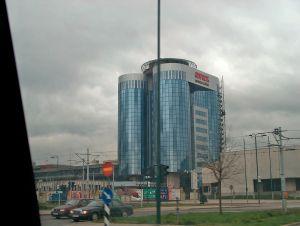 Gebäude der Tageszeitung Dnevni avaz