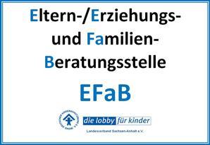 Externer Link: Eltern- und Familienberatungsstelle »EFaB«