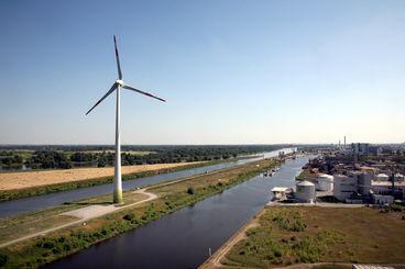 Interner Link: Zukunftsweisend: Umwelttechnologie und Kreislaufwirtschaft