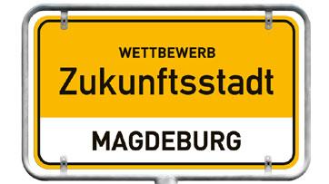 Externer Link: Zukunftsstadt Magdeburg