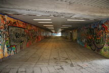 Fu�g�ngertunnel Damaschkeplatz