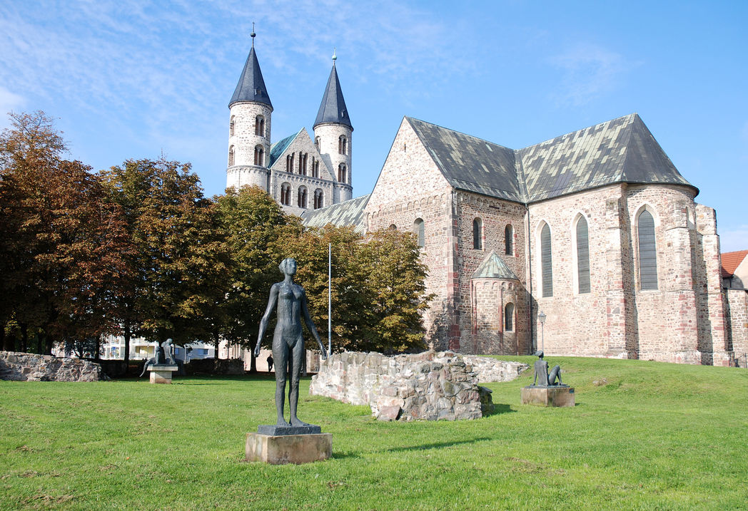 Kloster in Magdeburg Foto: sinuswelle Fotolia.com