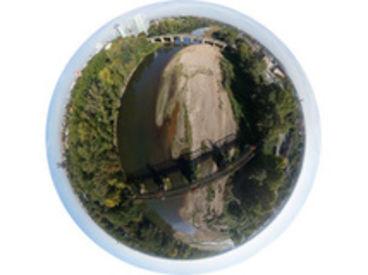 Externer Link: Link zum virtuellen Panorama-Flug