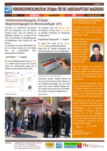 Newsletter 05 Deckblatt
