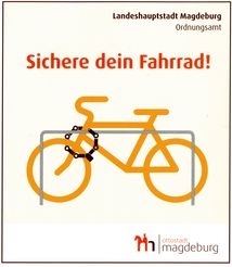 Sichere dein Fahrrad