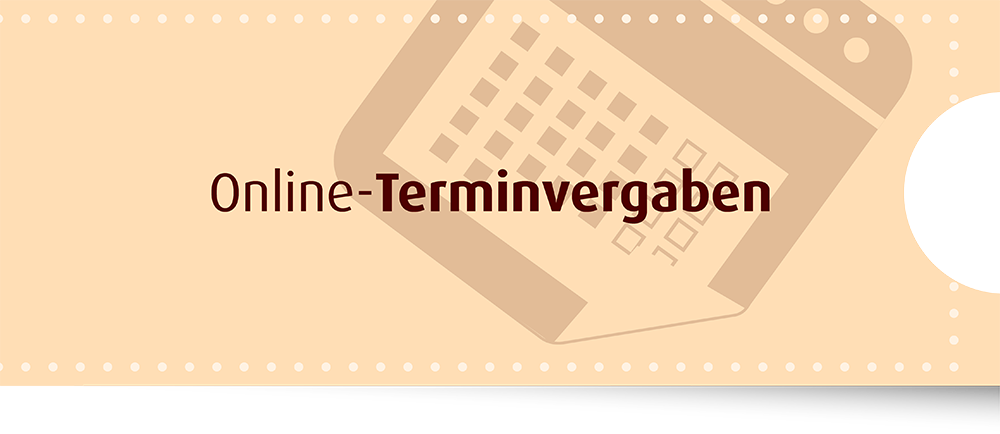 Terminvergabe