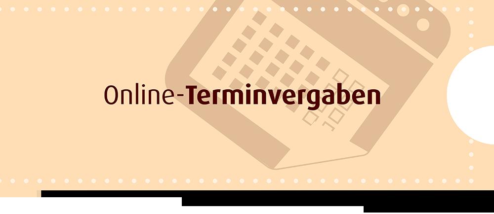 Terminvergabe