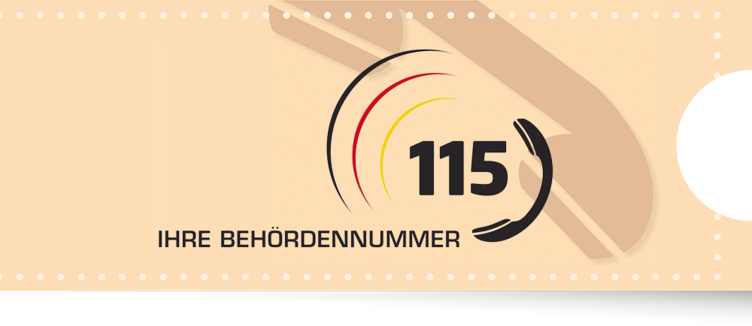Ihre Behördenrufnummer 115