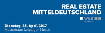 Logo real estate Mitteldeutshcland 2017