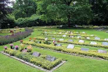 Gemeinschaftsanlage für Urnenwahlgrabstätten (GAW)