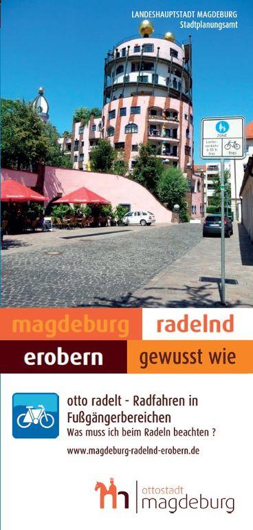 Titel Radfahren in Fussgängerbereichen