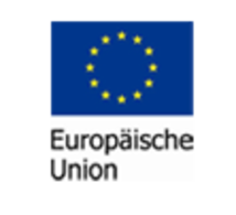 Externer Link: Logo für die Europäische Union