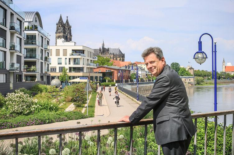 OB Dr. Lutz Trümper Foto von Viktoia Kühne