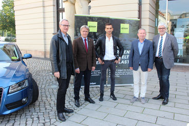 Interner Link: otto macht mobil: Spontanes Carsharing erstmals in Magdeburg