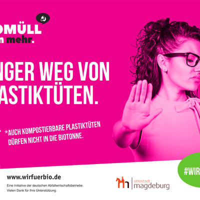 #wirfuerbio - Start der Aktion