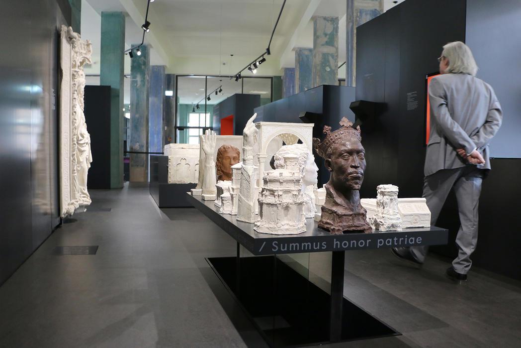 Interner Link: Führung im Dommuseum Ottonianum Magdeburg