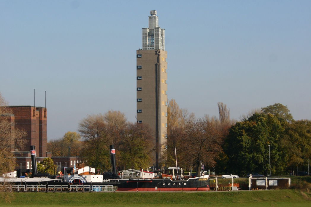 Albinmüller-Turm (c) Landeshauptstadt Magdeburg