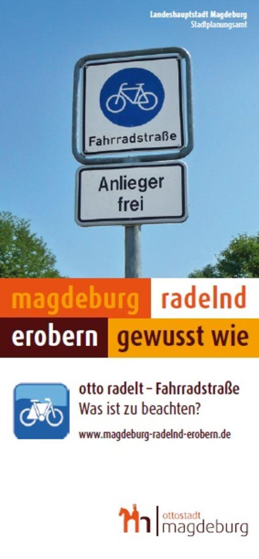 Fahrradstraße - Goethestraße - Titel