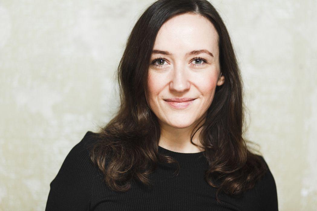 Gina Maria Mund im Portrait