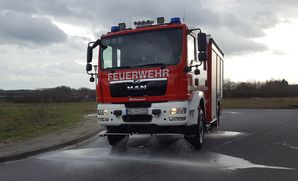 Tanklöschfahrzeug Feuerwache Süd