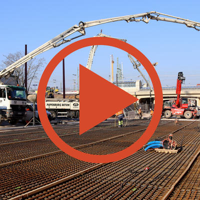 Video: Betonage Decke