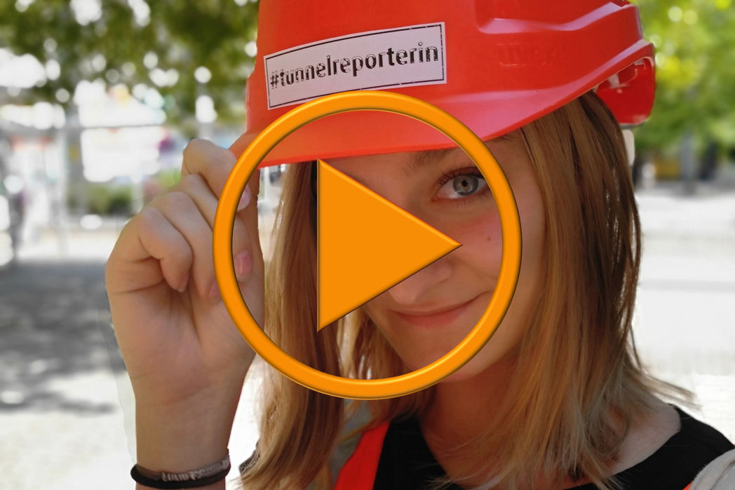 Video: Vorstellung Tunnelreporterin