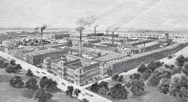 Krupp-Gruson-Werk um 1900