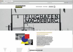 Externer Link: www.magdeburger-moderne.de