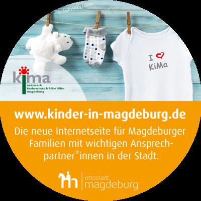 Externer Link: Kinder in Magdeburg