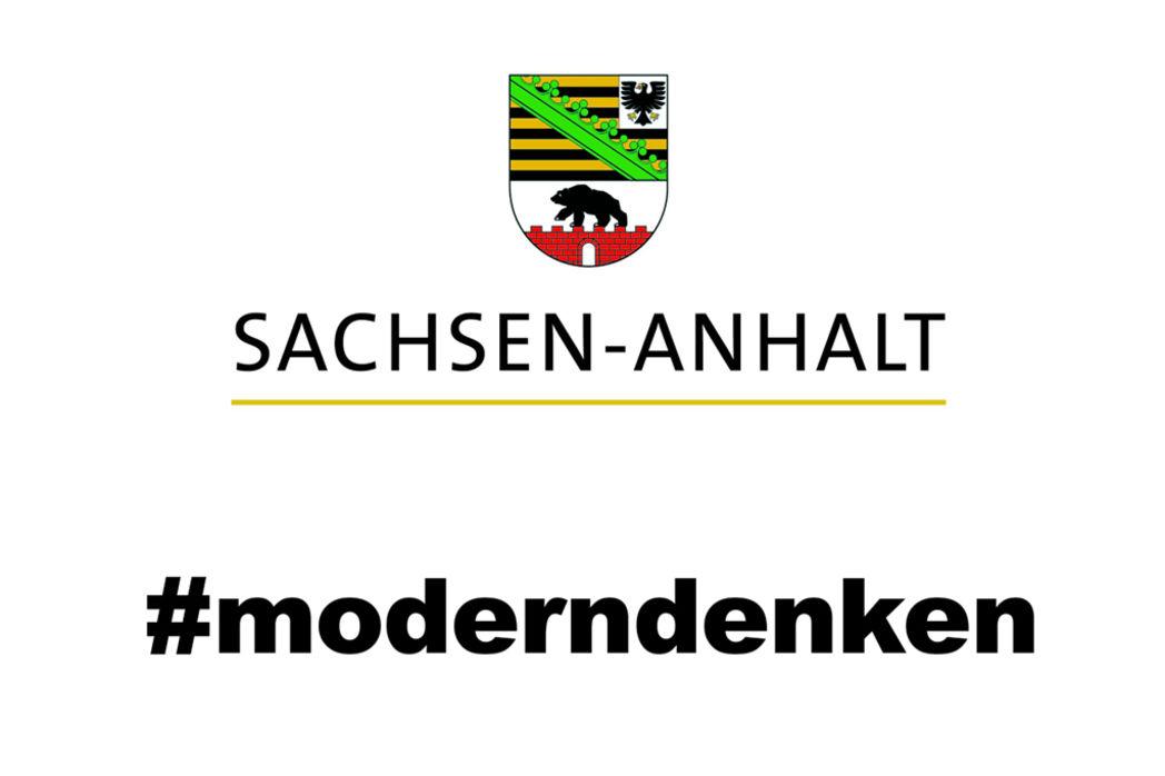 Logo Sachsen-Anhalt_moderndenken (Quelle: Land Sachsen-Anhalt)