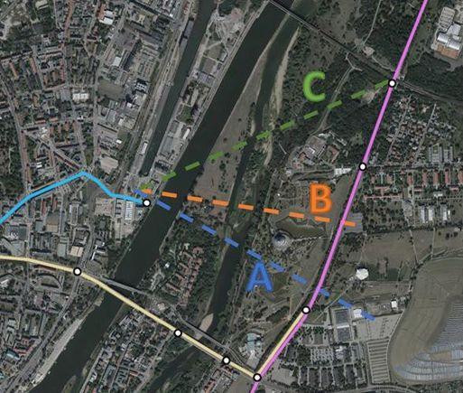 Ergebnisse der Machbarkeitsuntersuchung für eine Seilbahn in Magdeburg