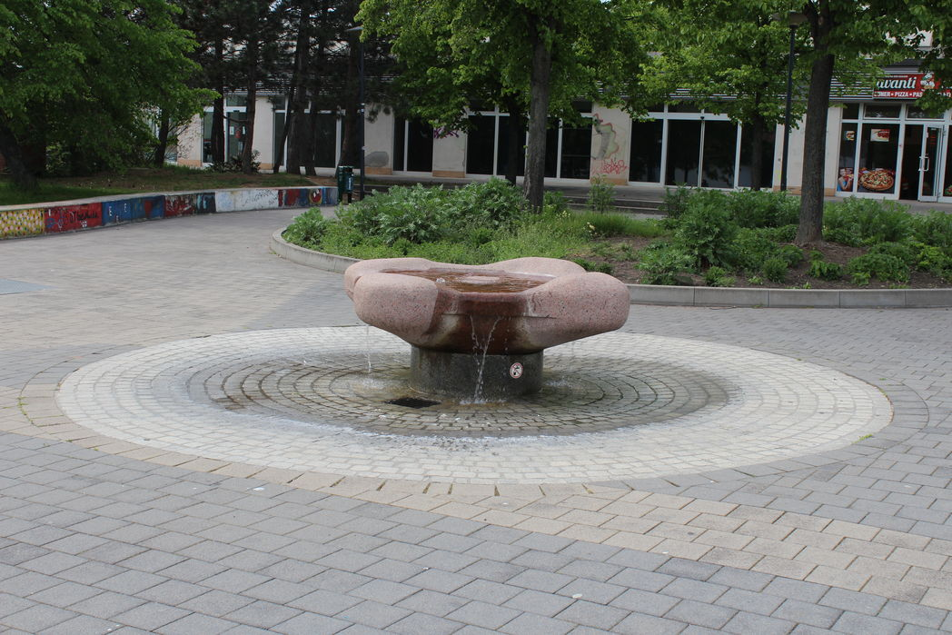 Brunnen Hermann-Bruse-Platz