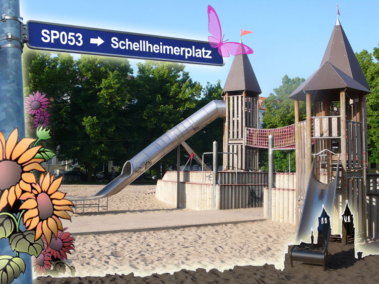 SP053 Schellheimerplatz