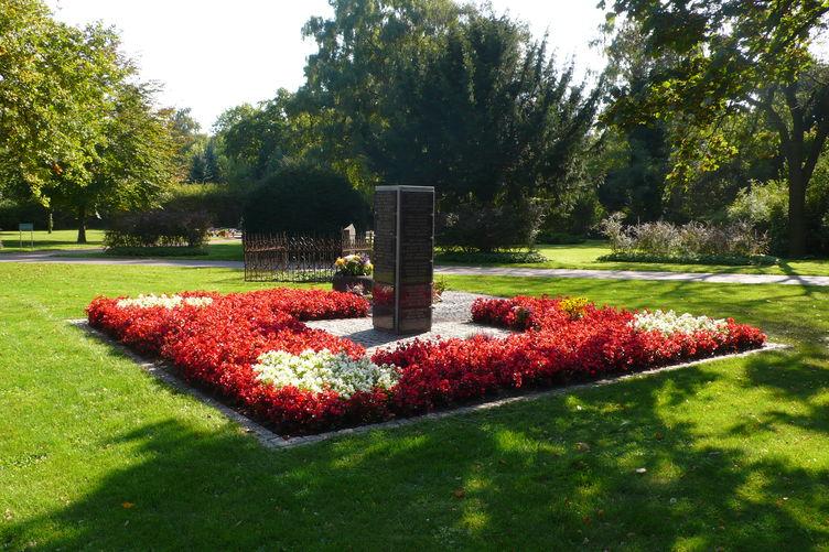 Interner Link: Friedhöfe im Überblick